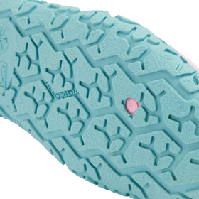 speedo Jelly Water Shoes Girls Pink Splash/Bali Blue